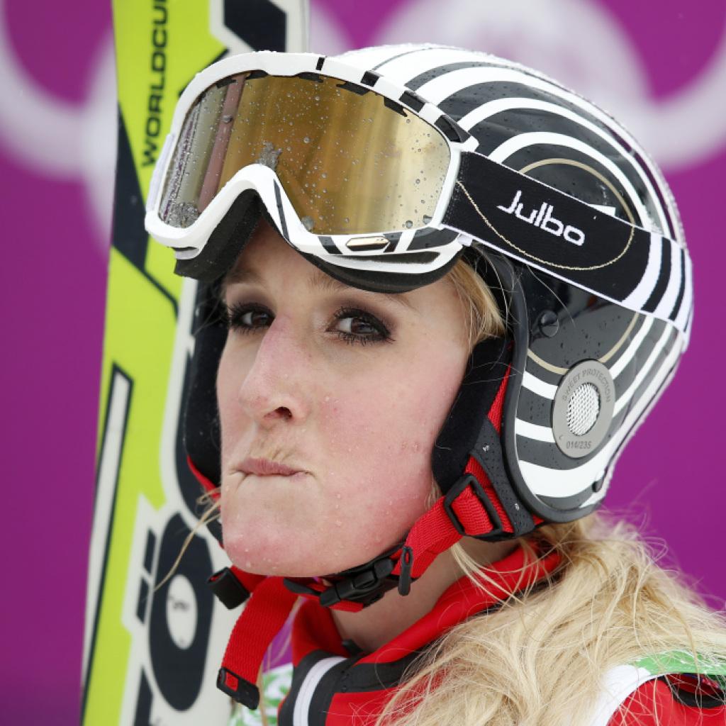 Skicrosserin Lüdi ein Jahr gesperrt