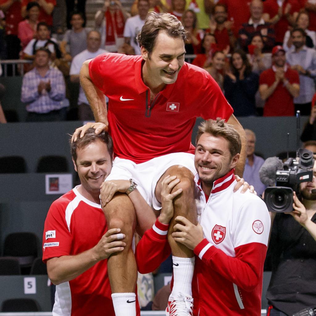 Davis Cup wieder im Palexpo