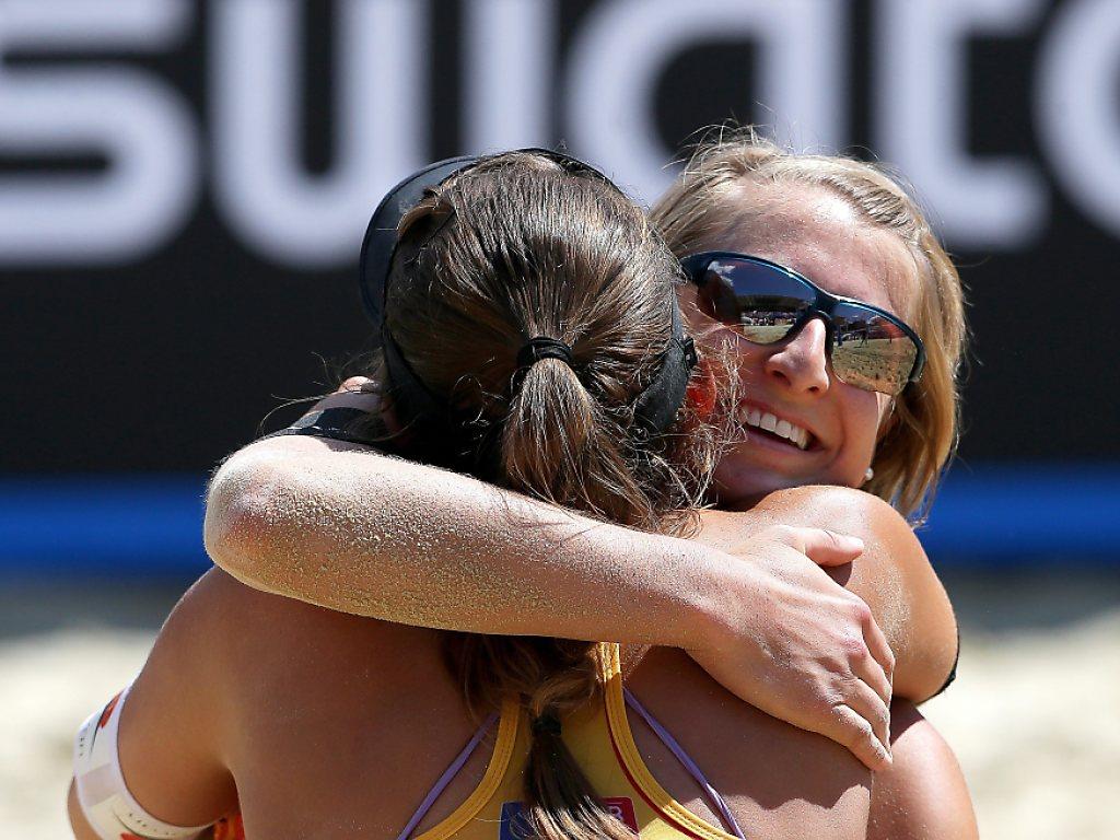 Schweizerinnen in den EM-Viertelfinals out