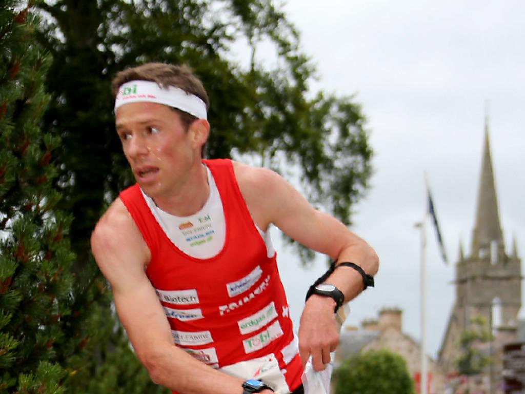 Daniel Hubmann ist Weltmeister über die Mitteldistanz