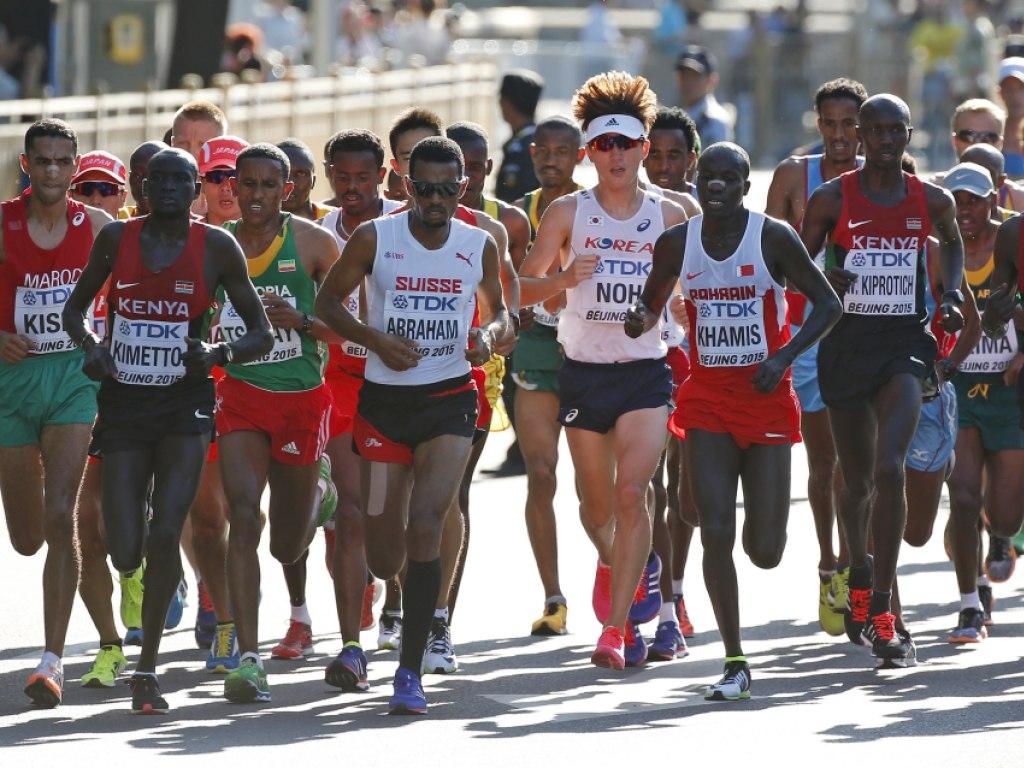 Überraschungssieg im Marathon