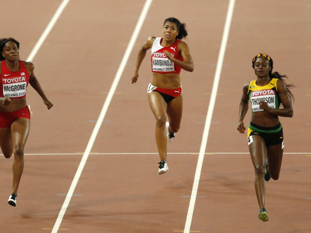Mujinga Kambundji trotz Schweizer Rekord über 200 m out