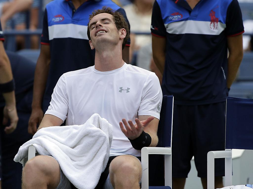 Harter Test für Andy Murray