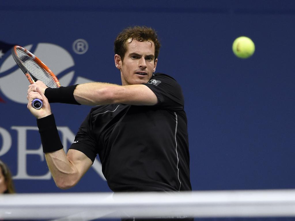 Auch Andy Murray in der zweiten Woche