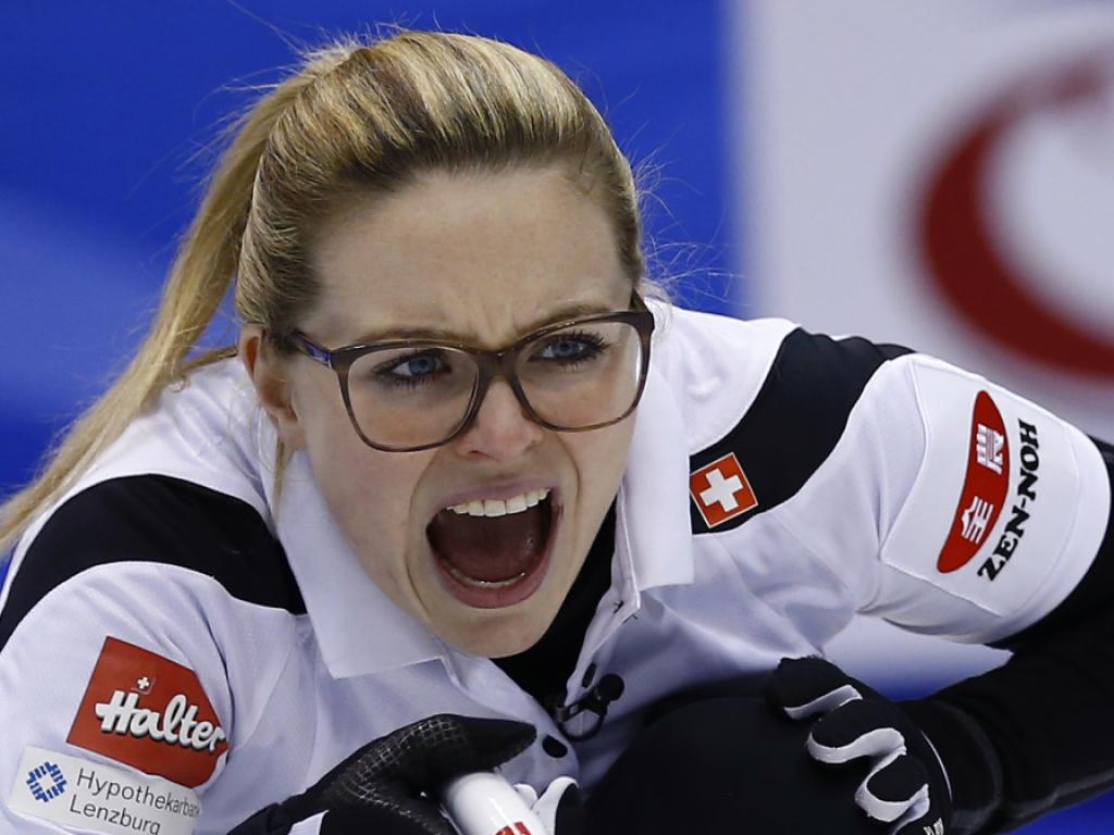 Die Schweizer Curlerinnen brillieren in Kanada