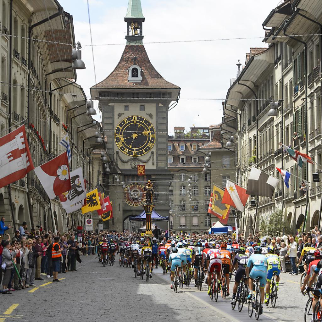 Bern als Etappenort der nächsten Tour de France?