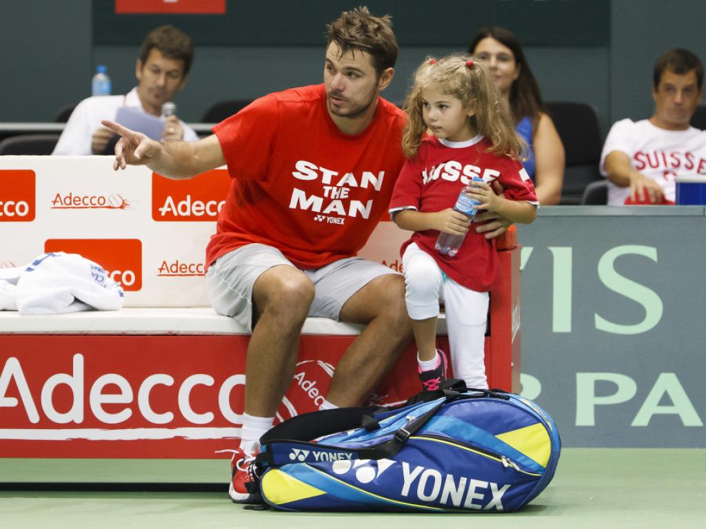 Federer und Wawrinka gegen Holland haushoher Favorit