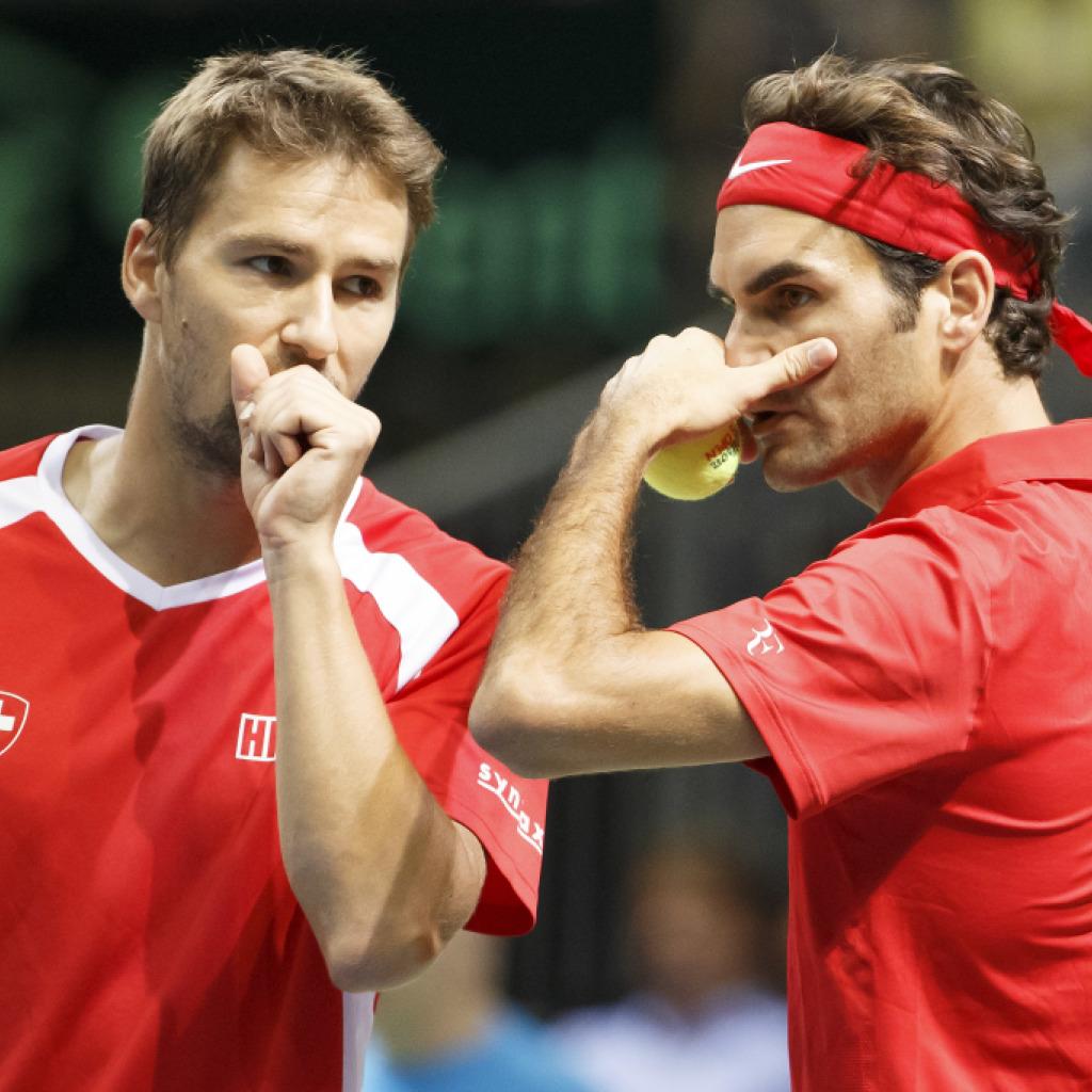 Niederlage für Federer/Chiudinelli