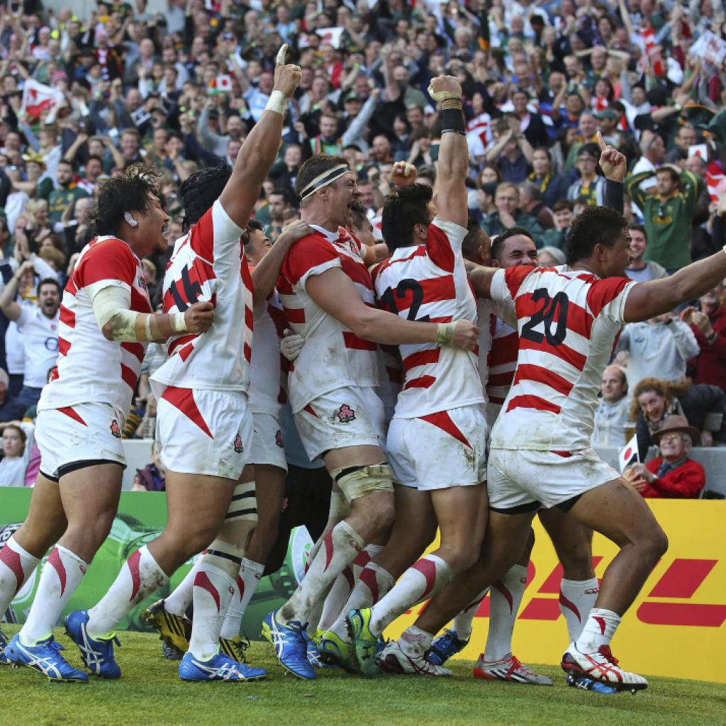 Grösste Rugby-Sensation: 1000:1-Aussenseiter Japan verblüfft