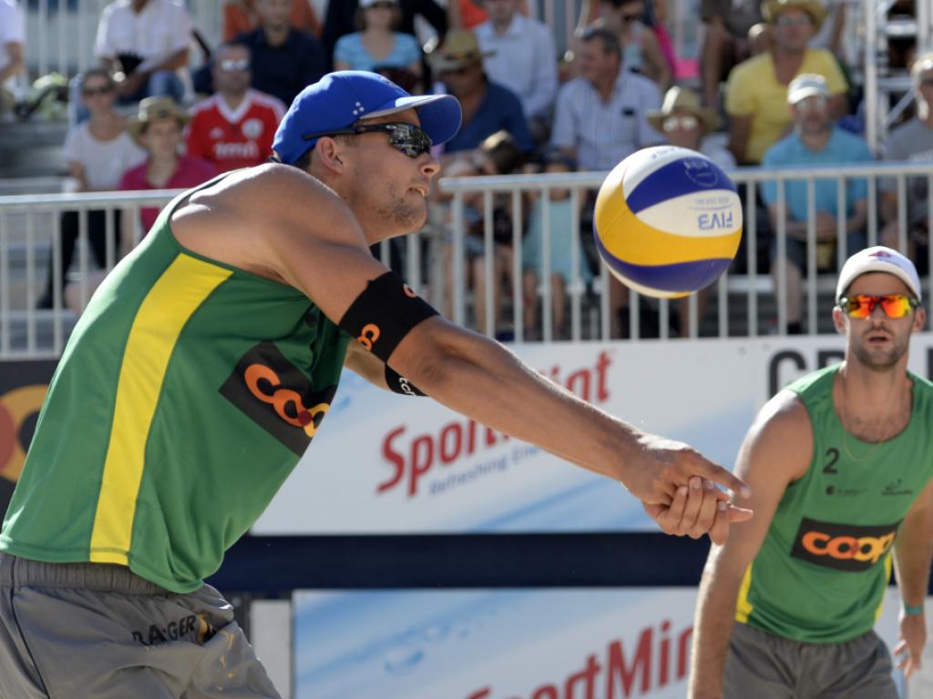 Rochade und Rücktritte bei den Beachvolleyballern
