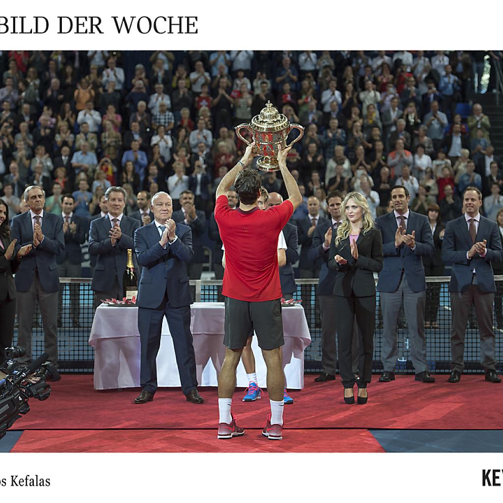 Swiss Indoors mit elf Spielern aus den Top 15