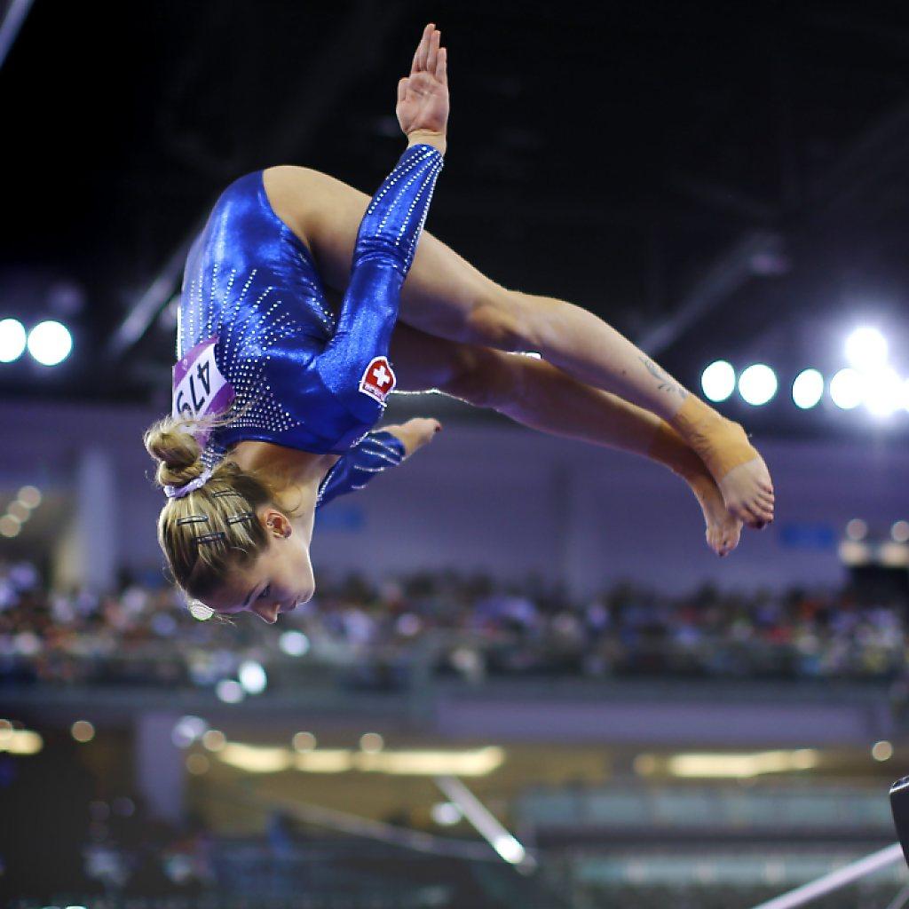 Fünfter Mehrkampf-Titel de suite von Giulia Steingruber