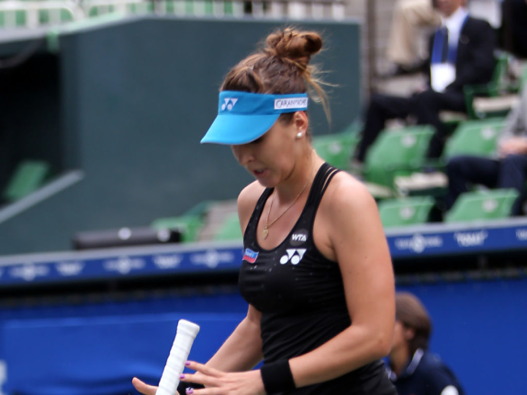 Bencic im Final gegen Radwanska chancenlos