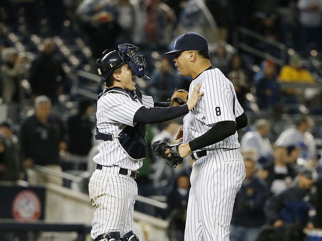 New York Yankees nach zwei Jahren wieder in den Playoffs
