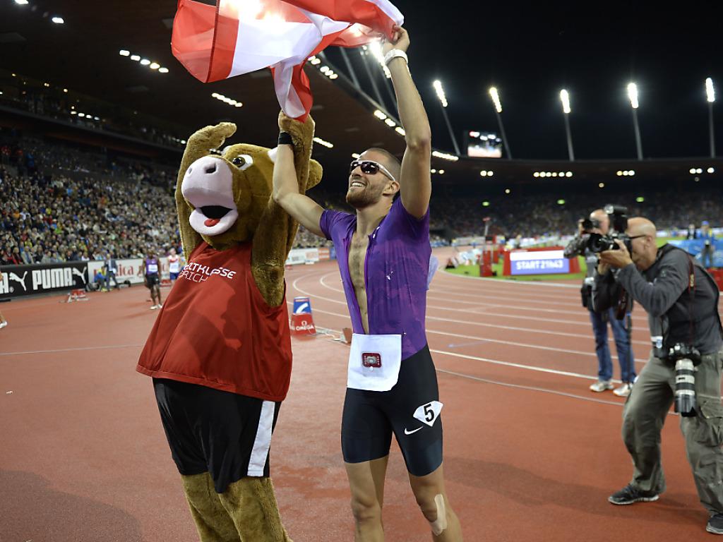 Swiss Athletics erwartet 2016 über 50 EM-Teilnehmer
