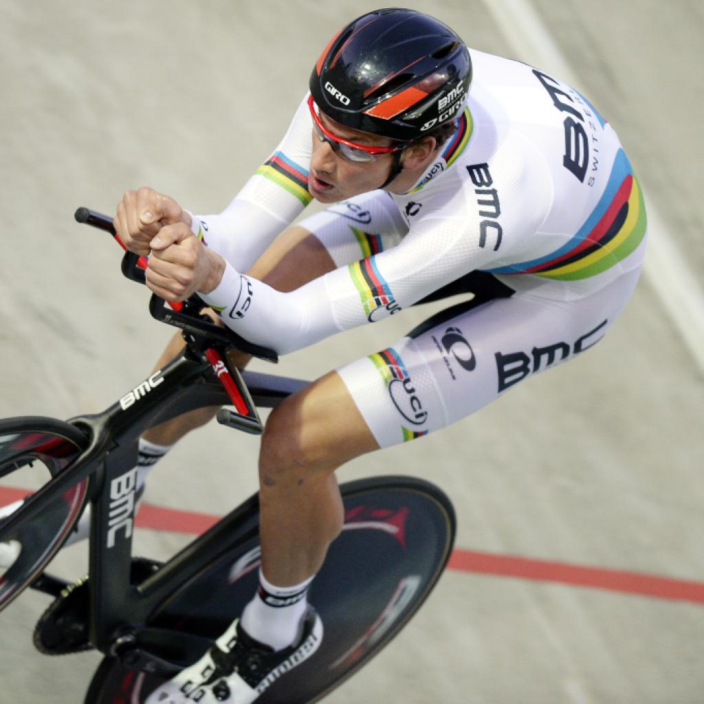 Stefan Küng mit Rekordzeit Europameister