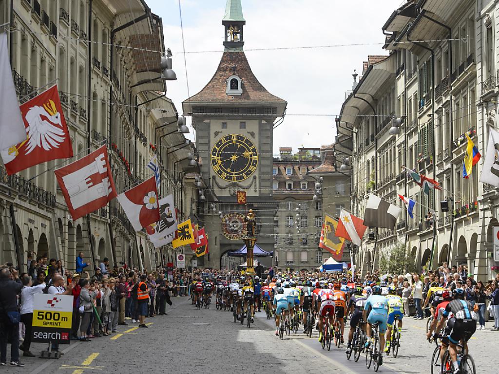 Tour de Suisse endet 2016 nicht in Bern