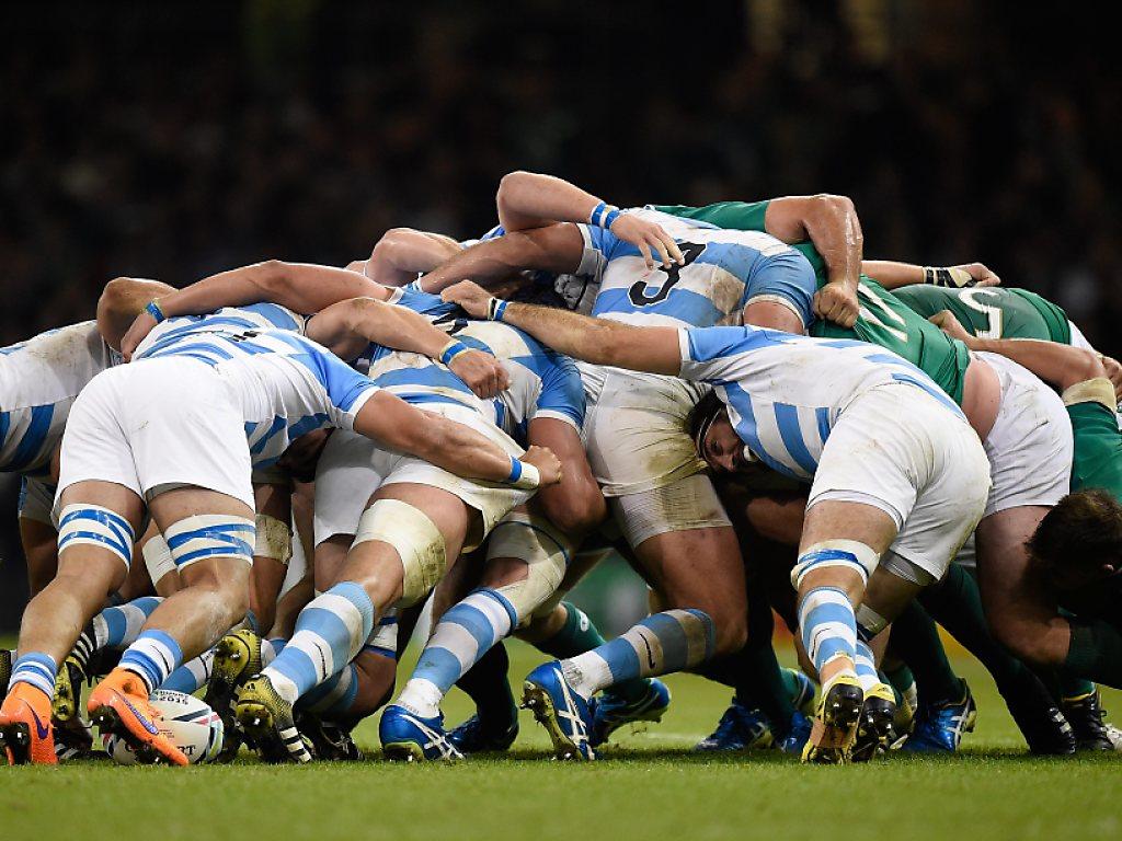 Australien und Argentinien in den Halbfinals