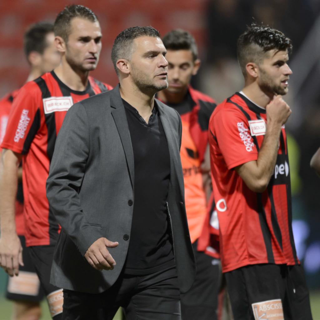 Xamax muss nach Rücktritt von Roberto Cattilaz auf Trainersuche