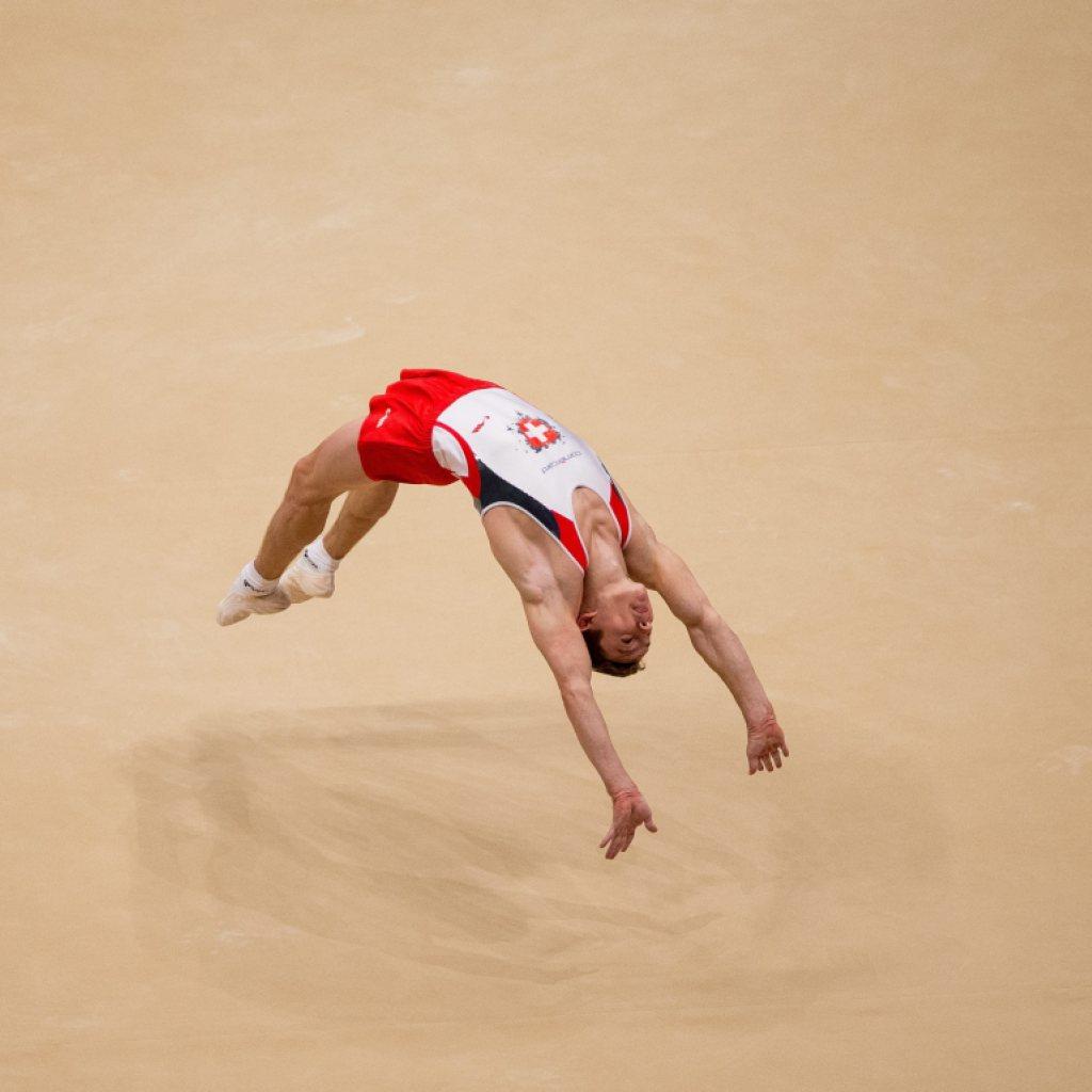 Die Schweizer Turner schaffen die Olympia-Qualifikation