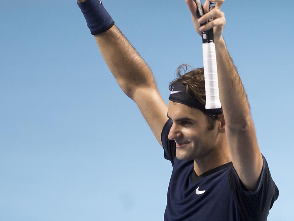 Auch Nadal konnte ihn nicht stoppen: 7. Titel für Roger Federer