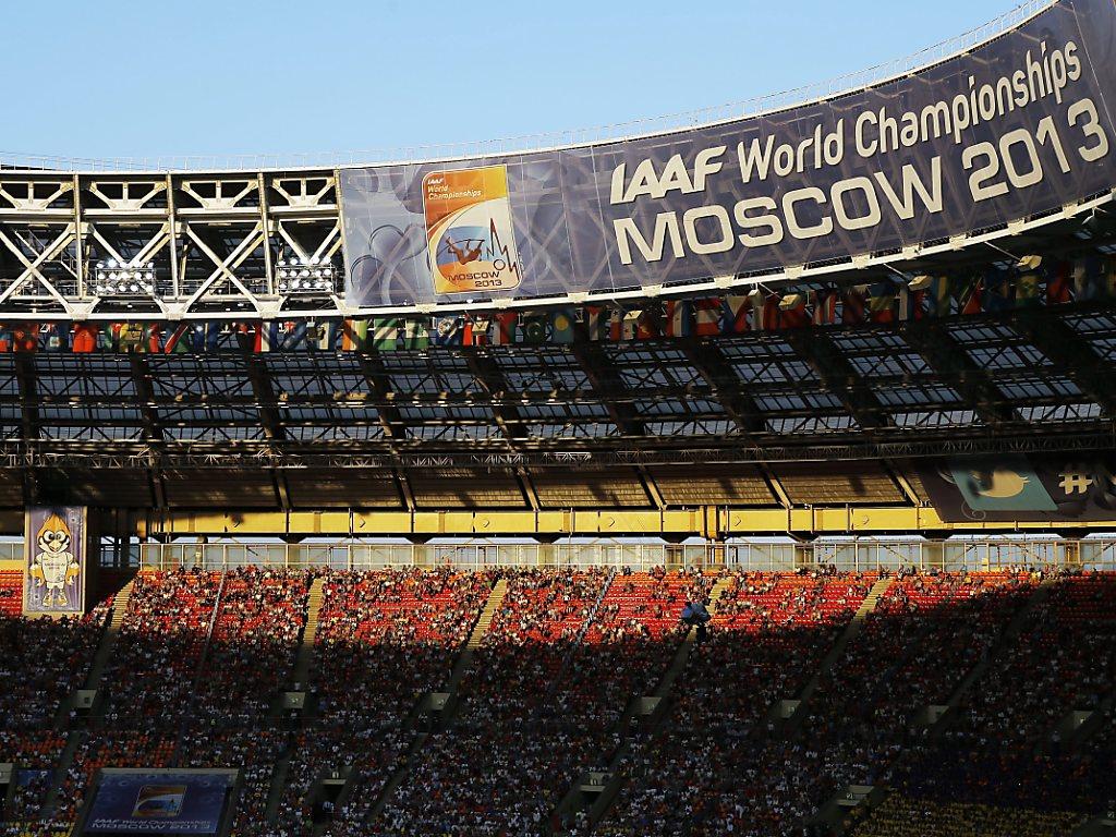 WADA-Kommission empfiehlt Ausschluss Russlands