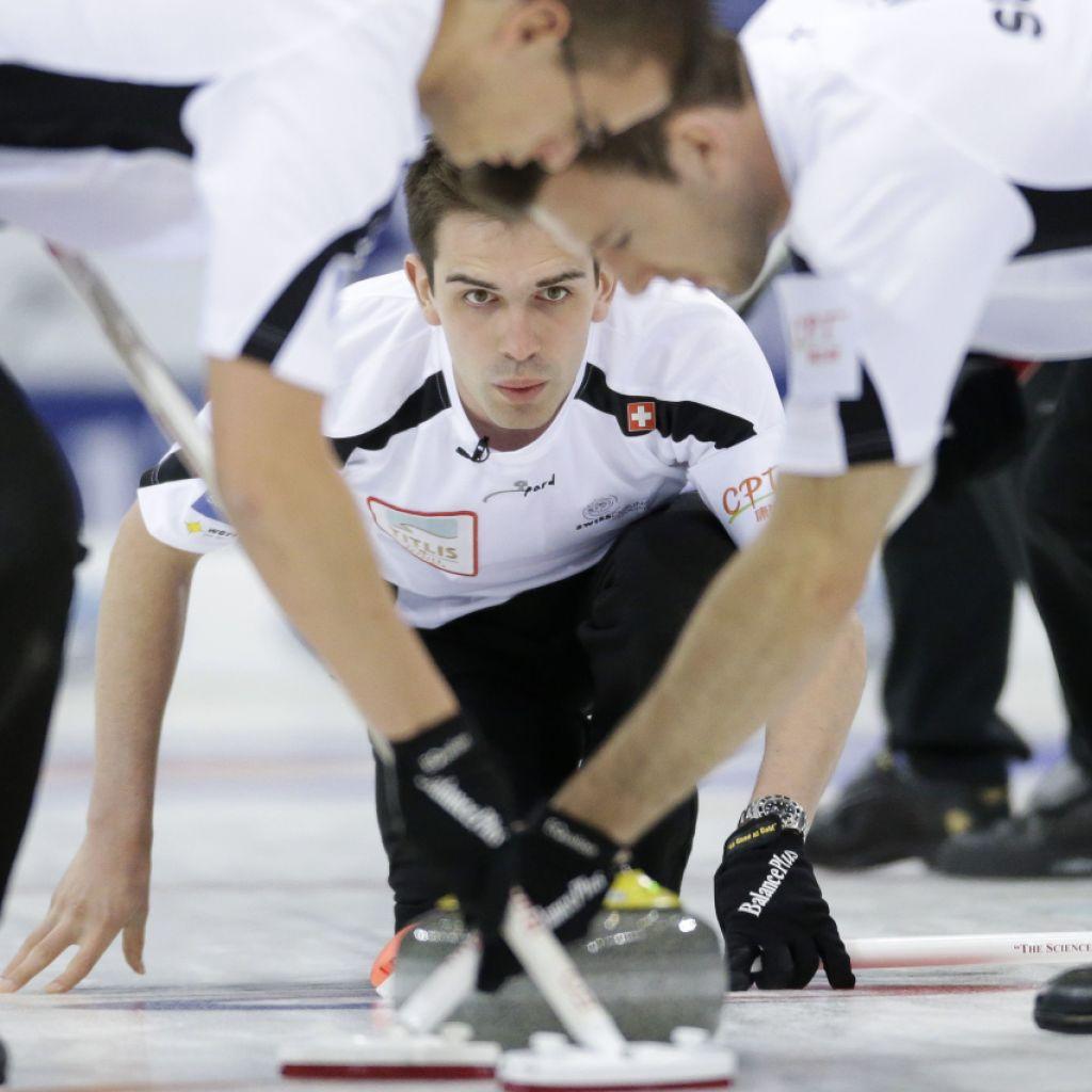 Schweizer Curler beginnen EM mit zwei Niederlagen