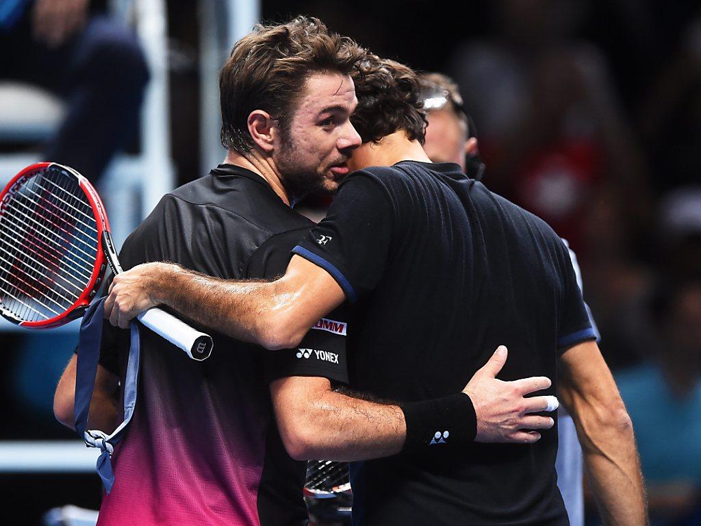 Federer und sein Respekt für Kumpel Wawrinka