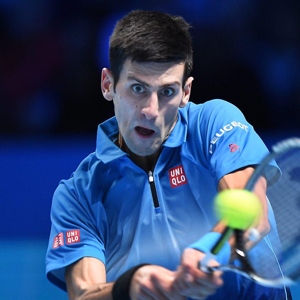 Djokovic schlägt Federer erneut in einem grossen Final