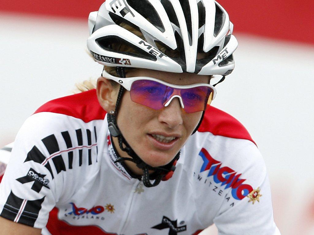 Nicole Brändli kündigt Comeback an