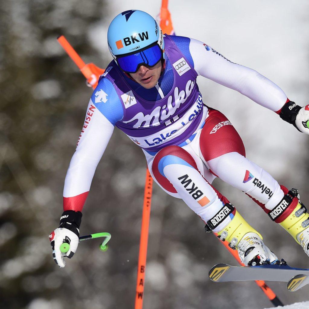 Janka und Küng als beste Schweizer im Training weit zurück
