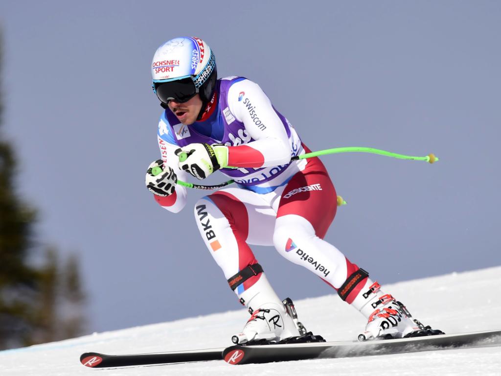 Janka als Elfter bester Schweizer im zweiten Training