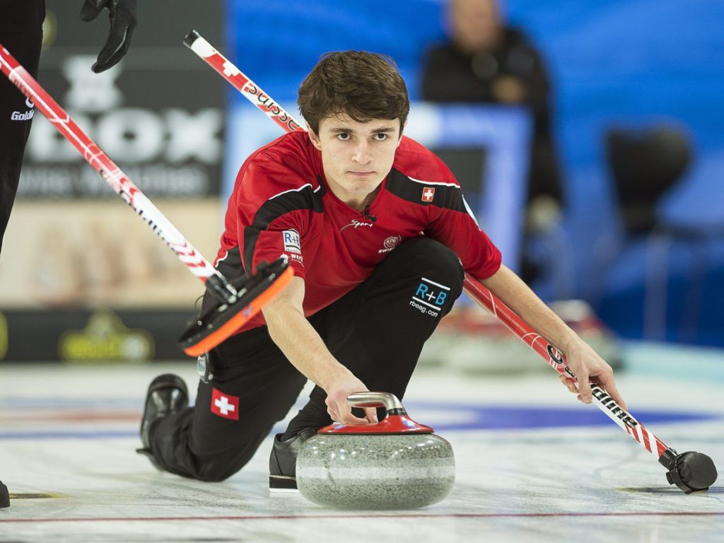 Schweizer Curler verlieren EM-Final gegen Schweden