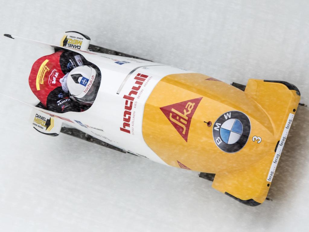 Schweizer Bobfahrer zum Weltcup-Auftakt deutlich geschlagen