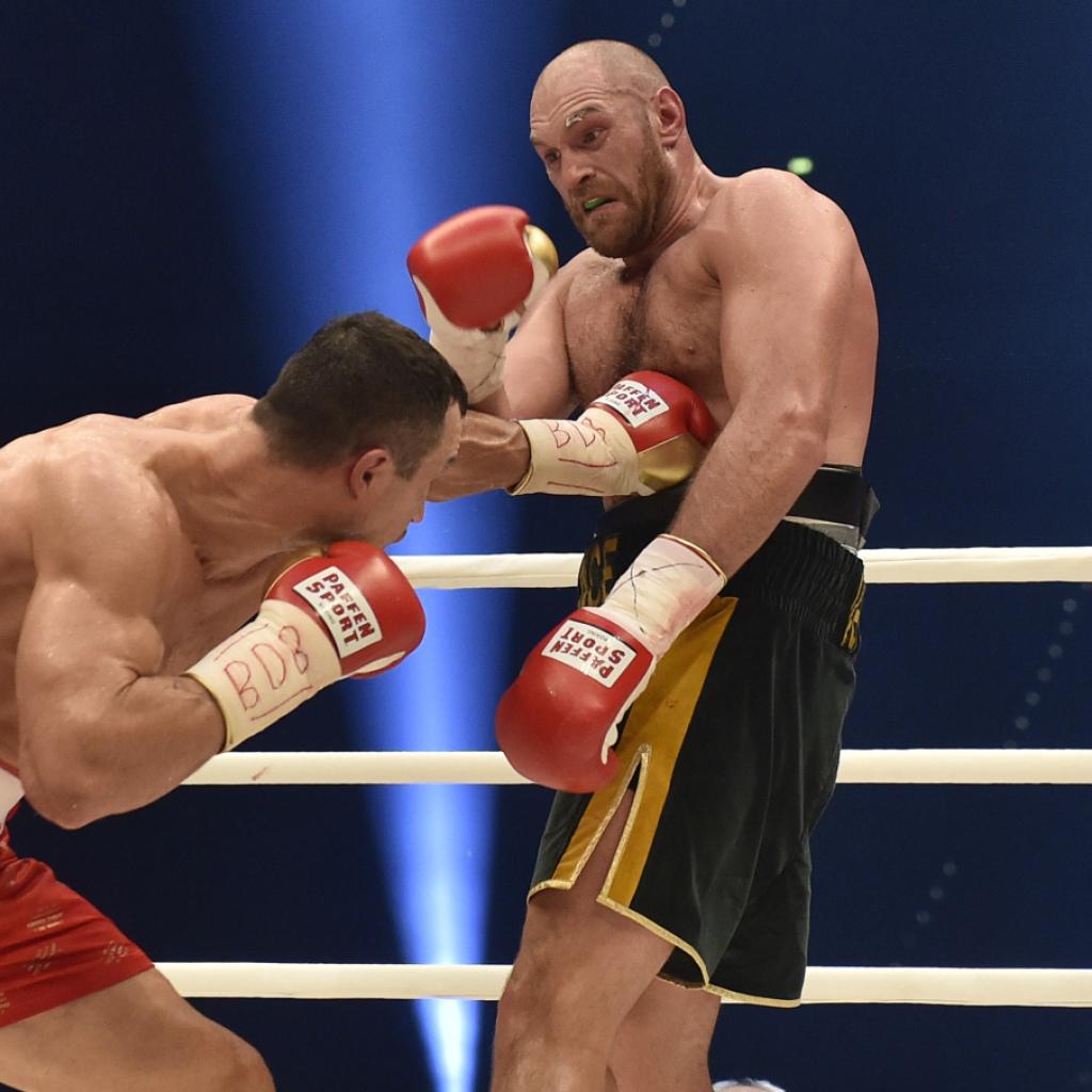 Fury neuer Schwergewichts-Weltmeister