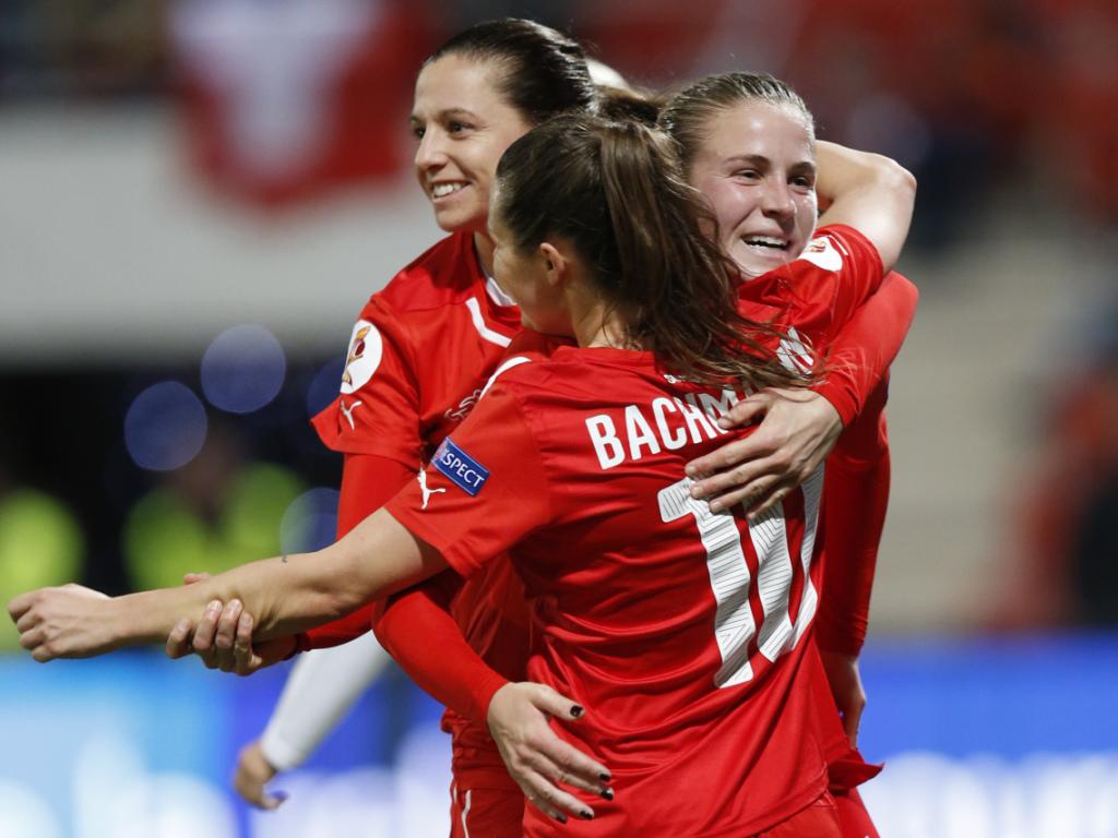 Nächster klarer Sieg der Schweizer Frauen