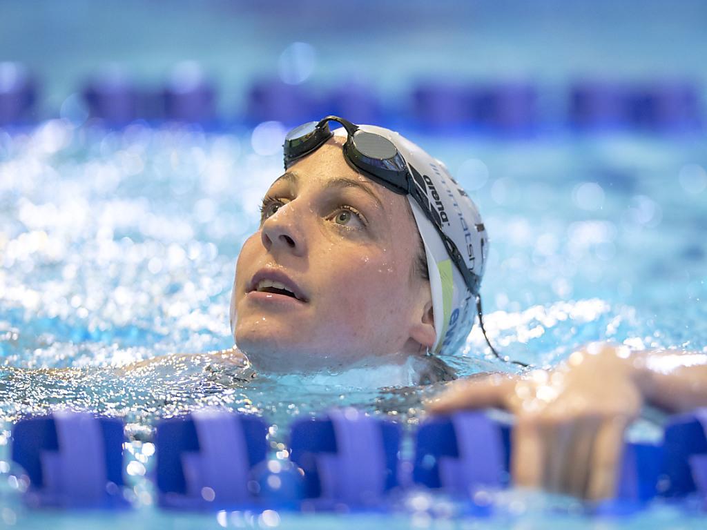 EM-Rang 7 für Villars über 200 m Delfin - zwei weitere Weltrekorde