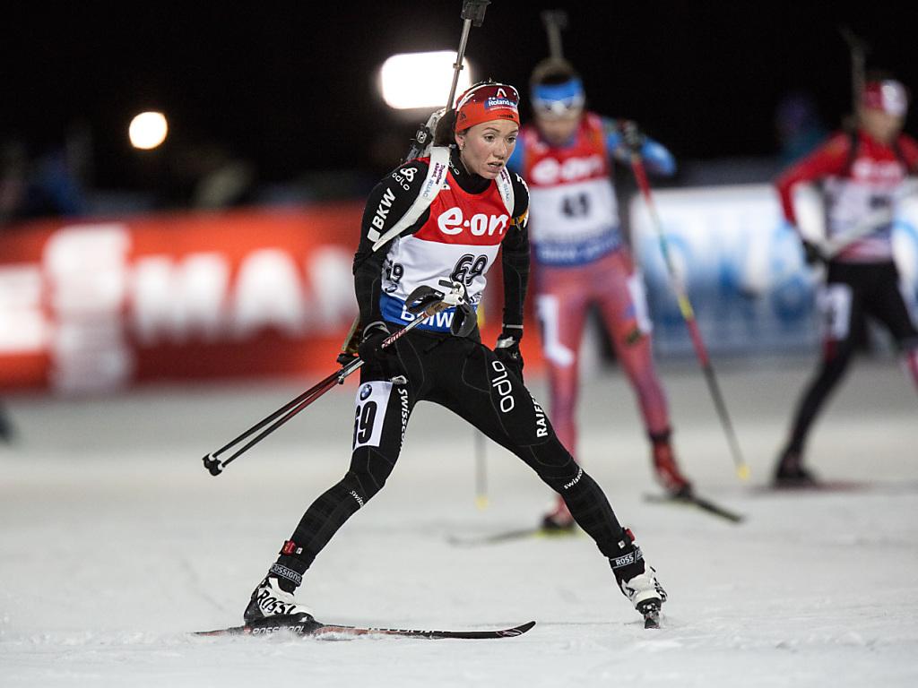 Selina Gasparin nur knapp an Top-10-Platz vorbei