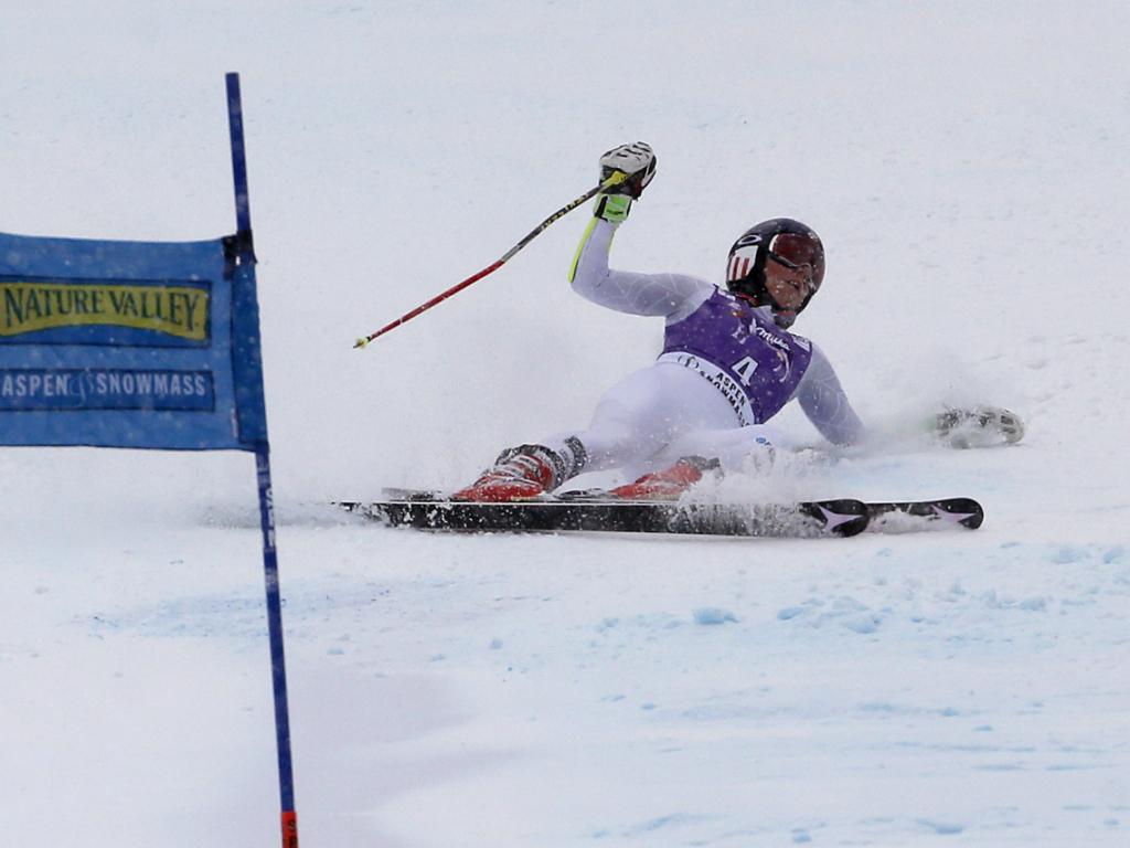 Simone Wild in Are überraschend Achte - 71. Weltcupsieg für Vonn