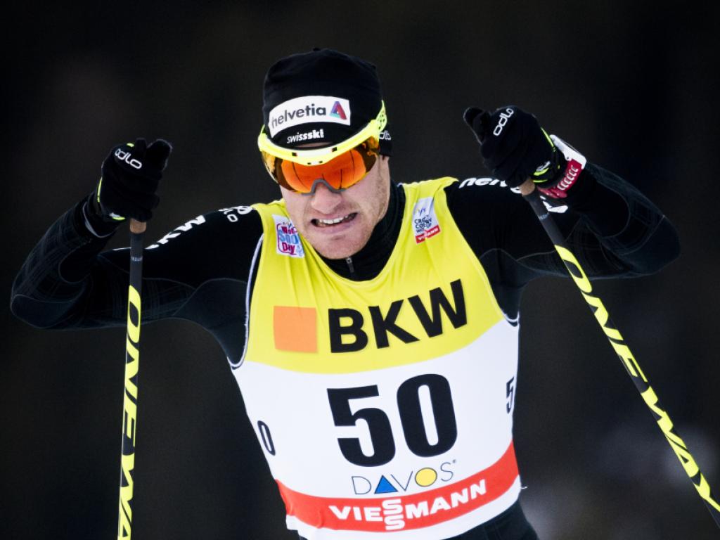 Jovian Hediger mit bestem Weltcup-Resultat