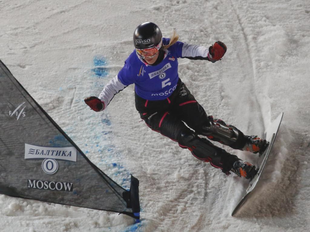 Patrizia Kummer siegt in Cortina d'Ampezzo