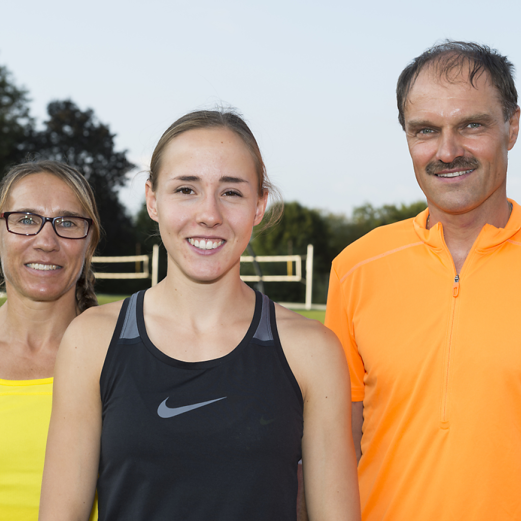 Büchel und Hussein Schweizer Leichtathleten des Jahres
