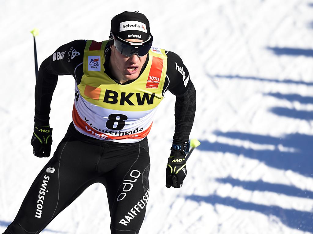 Dario Cologna überrascht zum Tour-de-Ski-Auftakt im Sprint positiv
