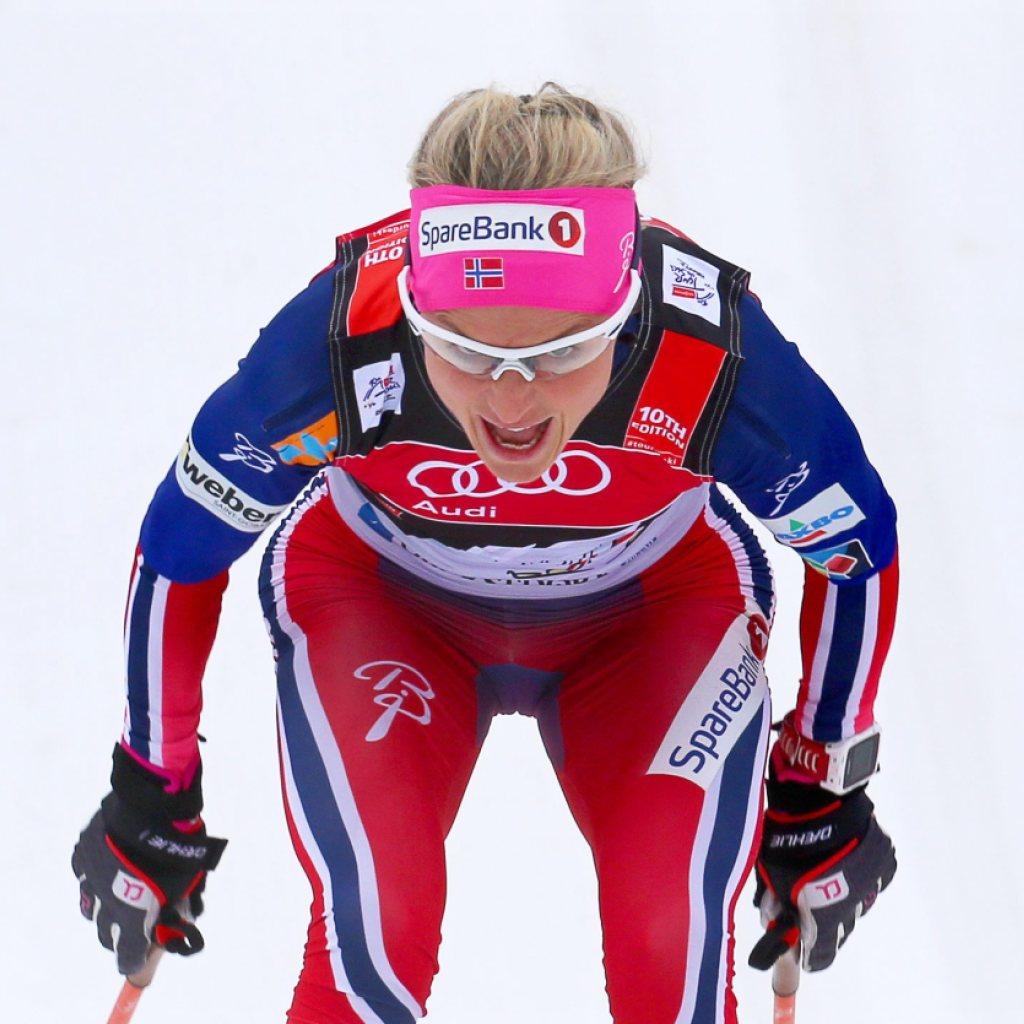 Etappensieg für Johaug - Östberg bleibt Leaderin