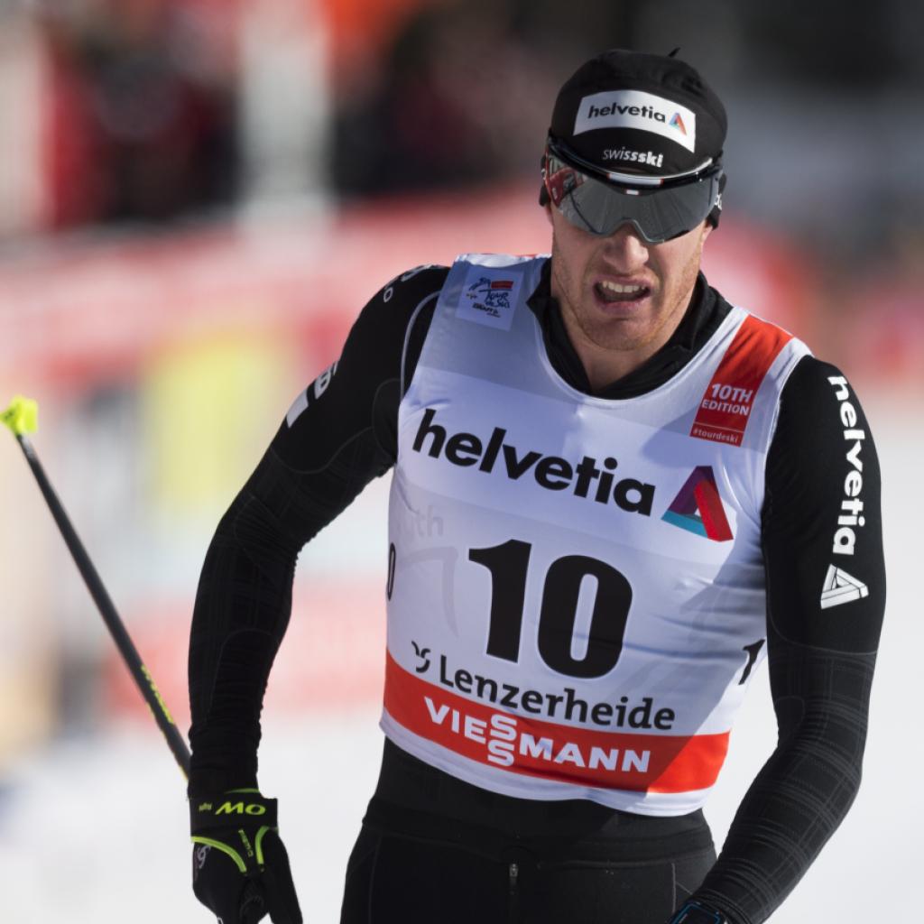 Podestplatz für Dario Cologna im Allgäu - Sundby geschlagen