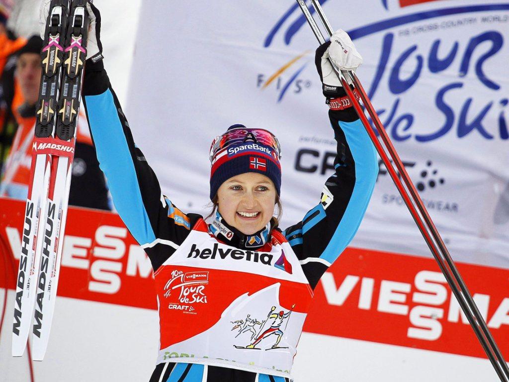 Östberg fordert Johaug im Kampf um Tour-de-Ski-Sieg heraus