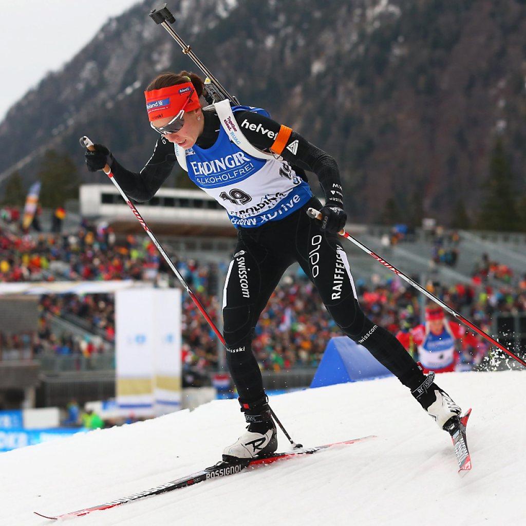 Selina Gasparin starke Fünfte im Weltcup