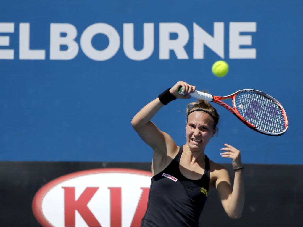 Belinda Bencic wieder gesund und in der zweiten Runde