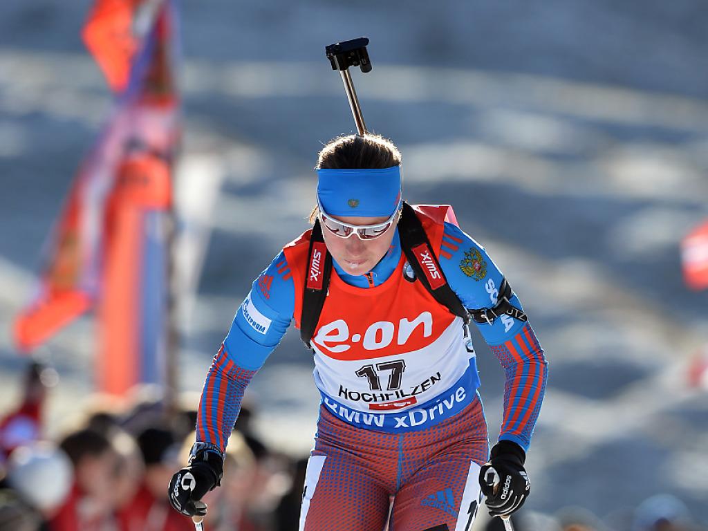 Erster Weltcupsieg für Russin Podtschufarowa
