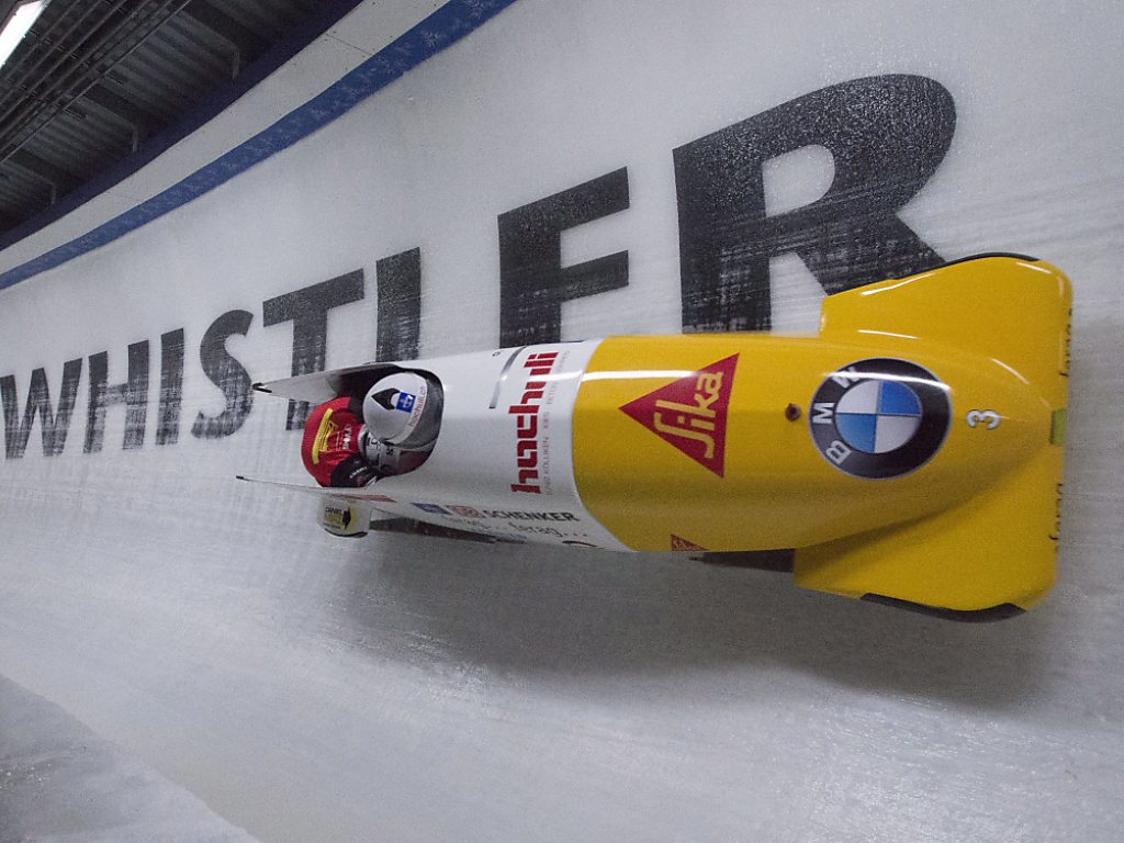 Zweiter Weltcup-Sieg für Peter/Amrhein